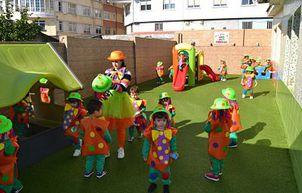 disfrazados en carnaval